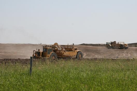 Train Terminal Construction Site
